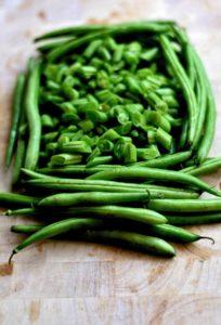 Pole-beans