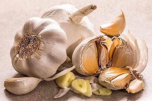 Garlic-repels-ants