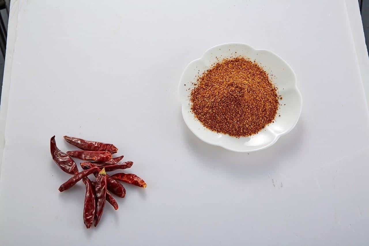 Pepper-Powder