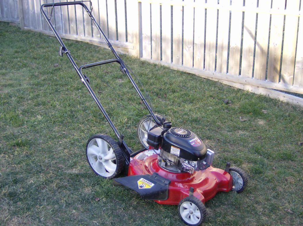 fix-lawn-mower-burning-oil