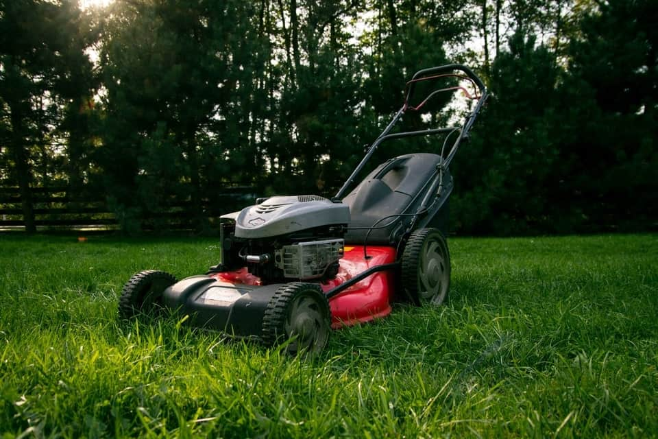A-typical-lawn-mower