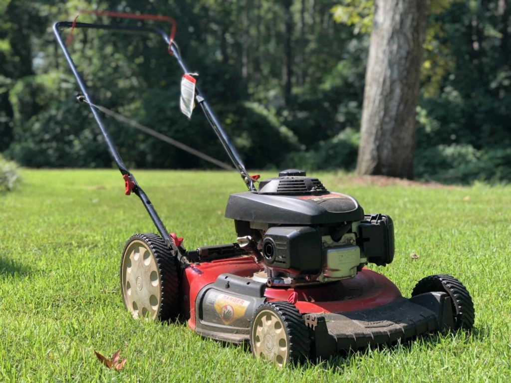 Lawn-mower-stalling